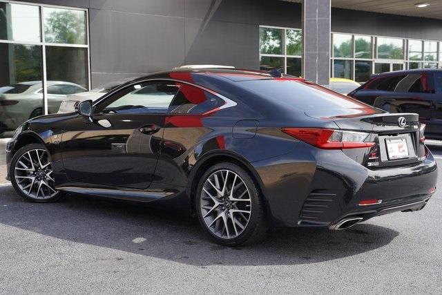 Used 2017 Lexus RC 200t for sale $34,991 at Gravity Autos Roswell in Roswell GA 30076 11