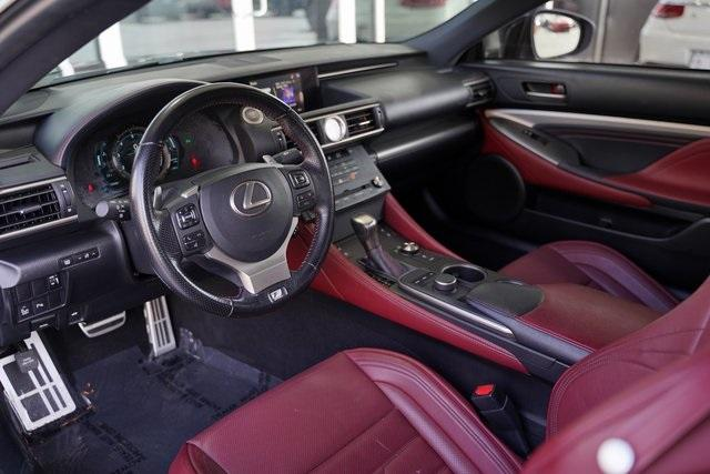 Used 2017 Lexus RC 200t for sale $34,991 at Gravity Autos Roswell in Roswell GA 30076 15