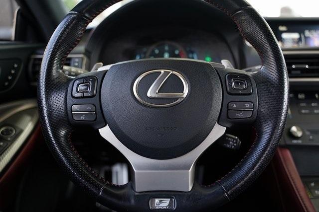 Used 2017 Lexus RC 200t for sale $34,991 at Gravity Autos Roswell in Roswell GA 30076 16