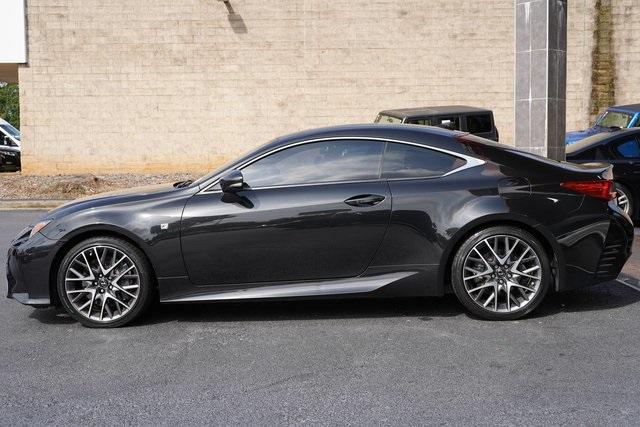 Used 2017 Lexus RC 200t for sale $34,991 at Gravity Autos Roswell in Roswell GA 30076 4