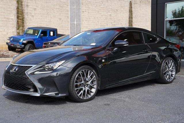 Used 2017 Lexus RC 200t for sale $34,991 at Gravity Autos Roswell in Roswell GA 30076 5