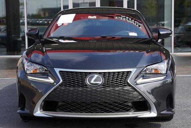 Used 2017 Lexus RC 200t for sale $34,991 at Gravity Autos Roswell in Roswell GA 30076 6