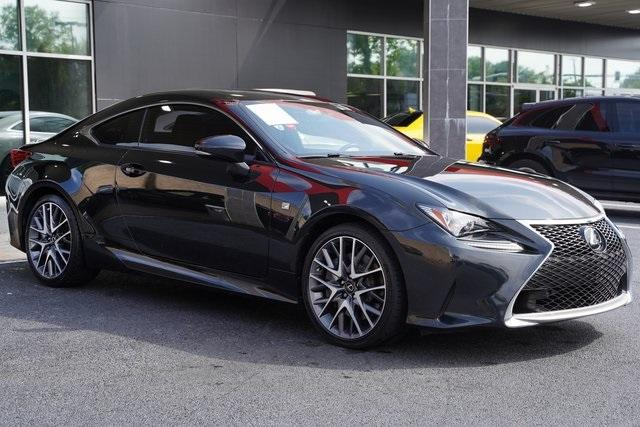 Used 2017 Lexus RC 200t for sale $34,991 at Gravity Autos Roswell in Roswell GA 30076 7