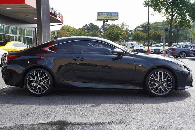 Used 2017 Lexus RC 200t for sale $34,991 at Gravity Autos Roswell in Roswell GA 30076 8