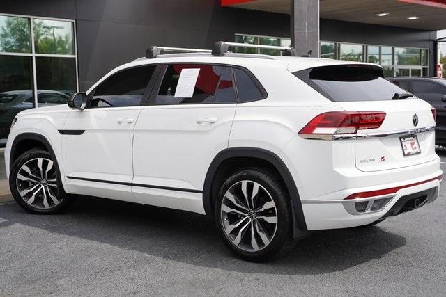 Used 2020 Volkswagen Atlas Cross Sport 3.6L V6 SEL R-Line for sale Sold at Gravity Autos Roswell in Roswell GA 30076 11