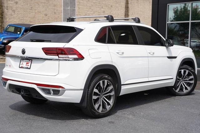 Used 2020 Volkswagen Atlas Cross Sport 3.6L V6 SEL R-Line for sale Sold at Gravity Autos Roswell in Roswell GA 30076 13