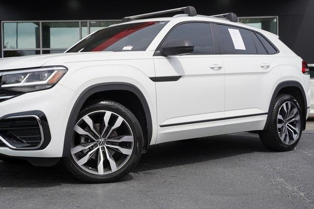 Used 2020 Volkswagen Atlas Cross Sport 3.6L V6 SEL R-Line for sale Sold at Gravity Autos Roswell in Roswell GA 30076 3