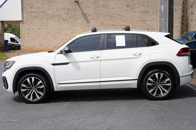 Used 2020 Volkswagen Atlas Cross Sport 3.6L V6 SEL R-Line for sale Sold at Gravity Autos Roswell in Roswell GA 30076 4