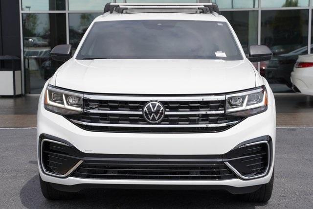 Used 2020 Volkswagen Atlas Cross Sport 3.6L V6 SEL R-Line for sale Sold at Gravity Autos Roswell in Roswell GA 30076 6