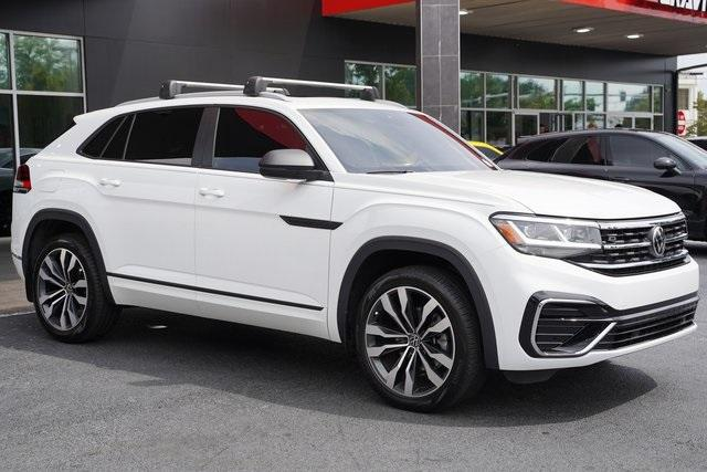 Used 2020 Volkswagen Atlas Cross Sport 3.6L V6 SEL R-Line for sale Sold at Gravity Autos Roswell in Roswell GA 30076 7