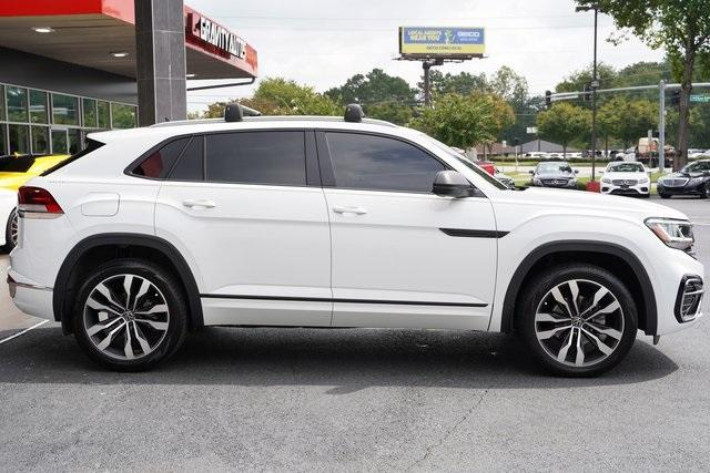 Used 2020 Volkswagen Atlas Cross Sport 3.6L V6 SEL R-Line for sale Sold at Gravity Autos Roswell in Roswell GA 30076 8