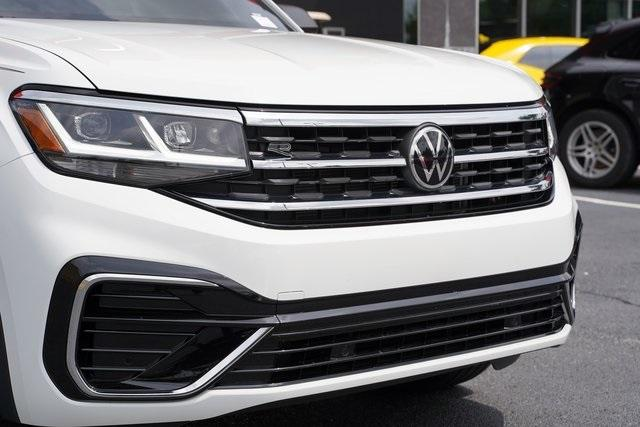 Used 2020 Volkswagen Atlas Cross Sport 3.6L V6 SEL R-Line for sale Sold at Gravity Autos Roswell in Roswell GA 30076 9