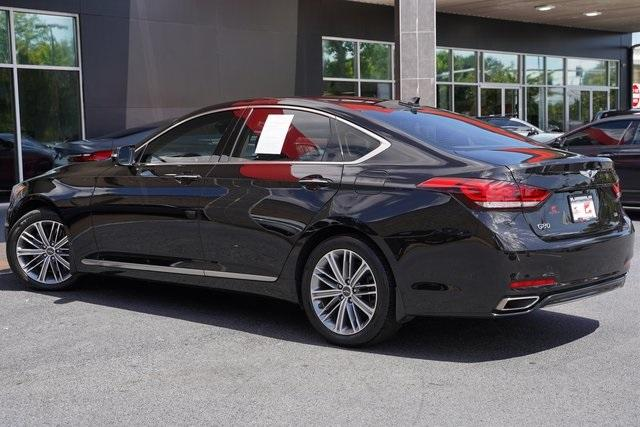 Used 2019 Genesis G80 3.8 for sale Sold at Gravity Autos Roswell in Roswell GA 30076 11