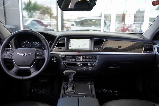 Used 2019 Genesis G80 3.8 for sale Sold at Gravity Autos Roswell in Roswell GA 30076 15
