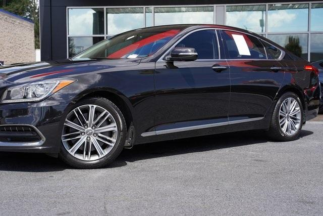 Used 2019 Genesis G80 3.8 for sale Sold at Gravity Autos Roswell in Roswell GA 30076 3