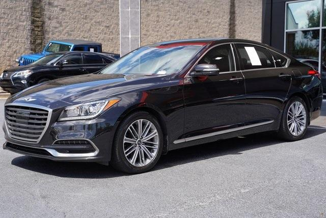 Used 2019 Genesis G80 3.8 for sale Sold at Gravity Autos Roswell in Roswell GA 30076 5