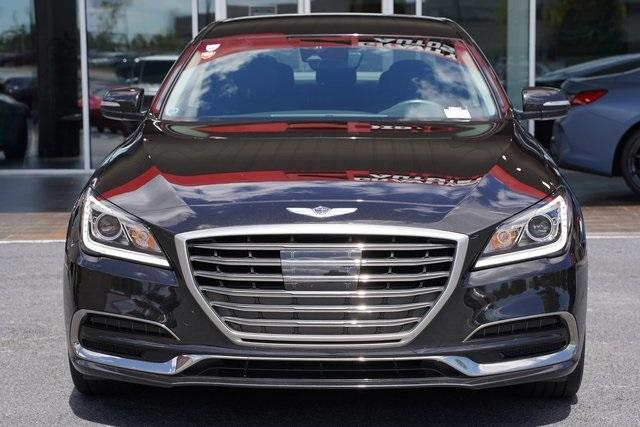 Used 2019 Genesis G80 3.8 for sale Sold at Gravity Autos Roswell in Roswell GA 30076 6