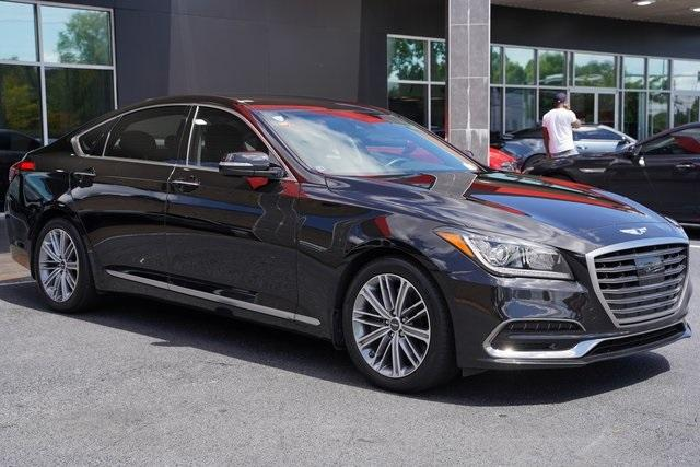 Used 2019 Genesis G80 3.8 for sale Sold at Gravity Autos Roswell in Roswell GA 30076 7