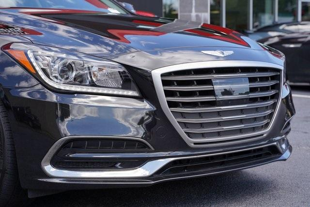 Used 2019 Genesis G80 3.8 for sale Sold at Gravity Autos Roswell in Roswell GA 30076 9