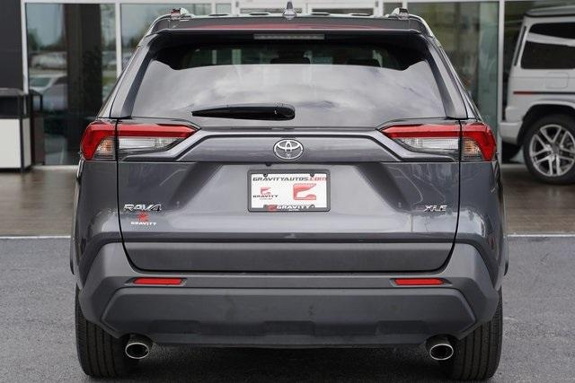 Used 2019 Toyota RAV4 XLE for sale $28,496 at Gravity Autos Roswell in Roswell GA 30076 12