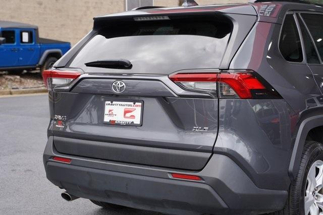 Used 2019 Toyota RAV4 XLE for sale $28,496 at Gravity Autos Roswell in Roswell GA 30076 14
