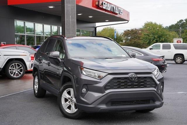 Used 2019 Toyota RAV4 XLE for sale $28,496 at Gravity Autos Roswell in Roswell GA 30076 2