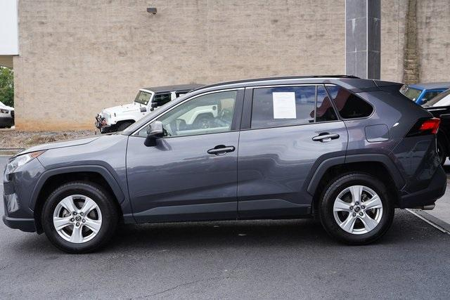 Used 2019 Toyota RAV4 XLE for sale $28,496 at Gravity Autos Roswell in Roswell GA 30076 4