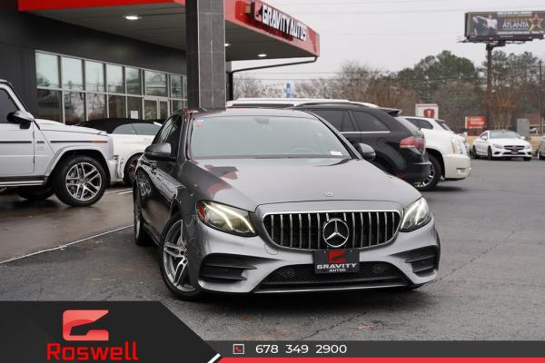 Used 2018 Mercedes-Benz E-Class E 300 for sale $32,496 at Gravity Autos Roswell in Roswell GA