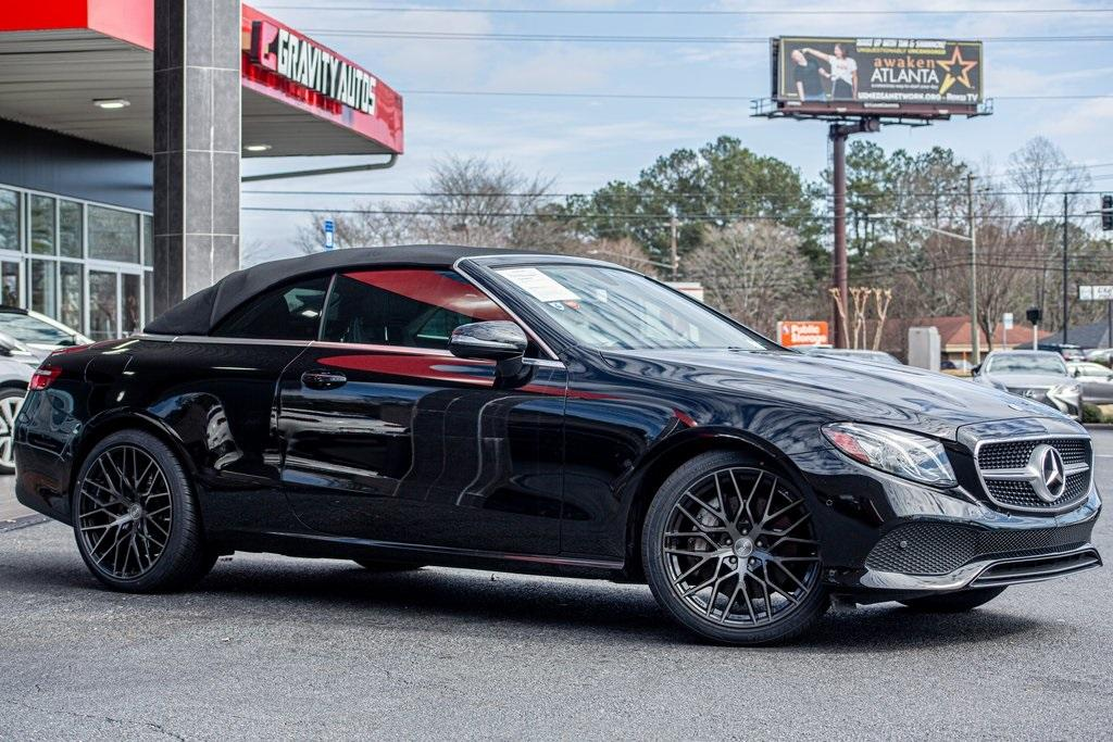 Used 2018 Mercedes-Benz E-Class E 400 for sale $65,991 at Gravity Autos Roswell in Roswell GA 30076 11