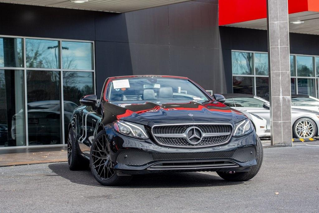 Used 2018 Mercedes-Benz E-Class E 400 for sale $65,991 at Gravity Autos Roswell in Roswell GA 30076 2