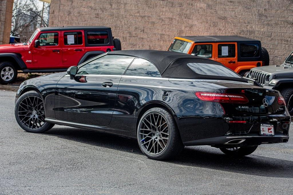 Used 2018 Mercedes-Benz E-Class E 400 for sale $65,991 at Gravity Autos Roswell in Roswell GA 30076 9