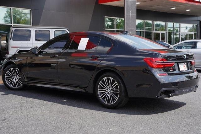 Used 2018 BMW 7 Series 740i for sale $44,991 at Gravity Autos Roswell in Roswell GA 30076 11