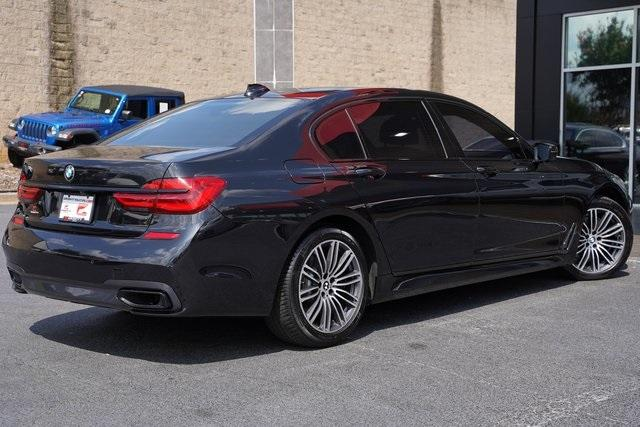 Used 2018 BMW 7 Series 740i for sale $44,991 at Gravity Autos Roswell in Roswell GA 30076 13