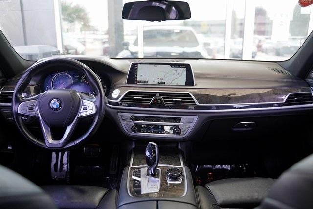 Used 2018 BMW 7 Series 740i for sale $44,991 at Gravity Autos Roswell in Roswell GA 30076 15
