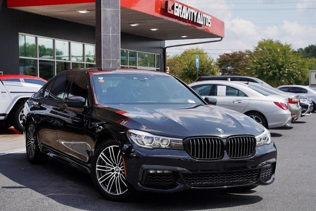 Used 2018 BMW 7 Series 740i for sale $44,991 at Gravity Autos Roswell in Roswell GA 30076 2