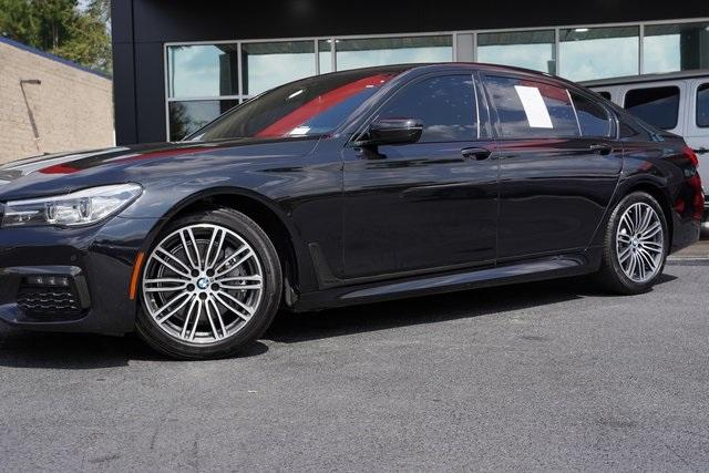 Used 2018 BMW 7 Series 740i for sale $44,991 at Gravity Autos Roswell in Roswell GA 30076 3