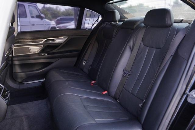 Used 2018 BMW 7 Series 740i for sale $44,991 at Gravity Autos Roswell in Roswell GA 30076 31