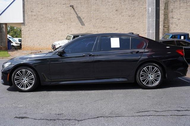 Used 2018 BMW 7 Series 740i for sale $44,991 at Gravity Autos Roswell in Roswell GA 30076 4
