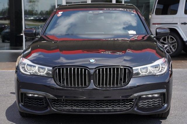 Used 2018 BMW 7 Series 740i for sale $44,991 at Gravity Autos Roswell in Roswell GA 30076 6