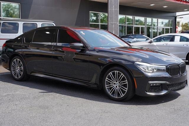 Used 2018 BMW 7 Series 740i for sale $44,991 at Gravity Autos Roswell in Roswell GA 30076 7