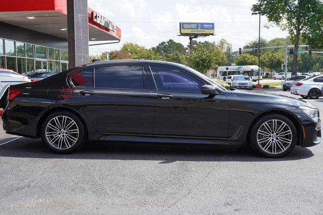 Used 2018 BMW 7 Series 740i for sale $44,991 at Gravity Autos Roswell in Roswell GA 30076 8