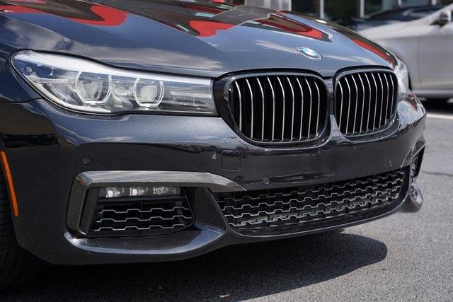Used 2018 BMW 7 Series 740i for sale $44,991 at Gravity Autos Roswell in Roswell GA 30076 9