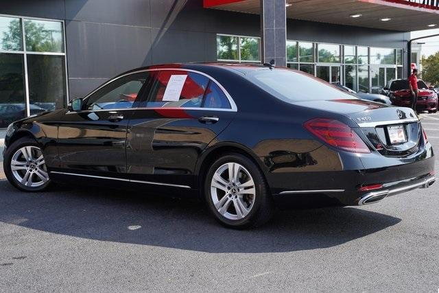Used 2018 Mercedes-Benz S-Class S 450 for sale $58,991 at Gravity Autos Roswell in Roswell GA 30076 11