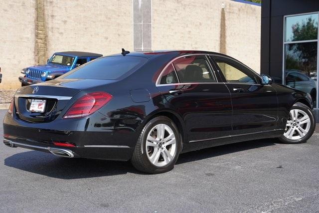 Used 2018 Mercedes-Benz S-Class S 450 for sale $58,991 at Gravity Autos Roswell in Roswell GA 30076 13