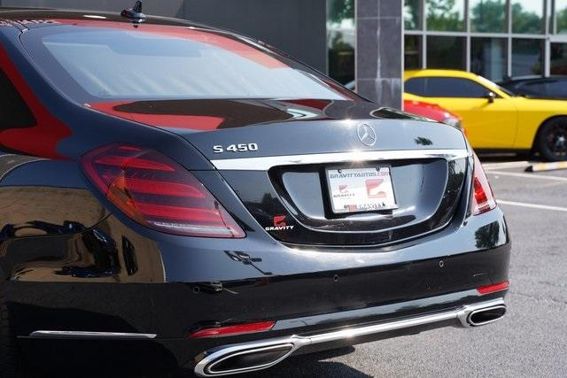 Used 2018 Mercedes-Benz S-Class S 450 for sale $58,991 at Gravity Autos Roswell in Roswell GA 30076 14