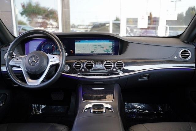 Used 2018 Mercedes-Benz S-Class S 450 for sale $58,991 at Gravity Autos Roswell in Roswell GA 30076 15