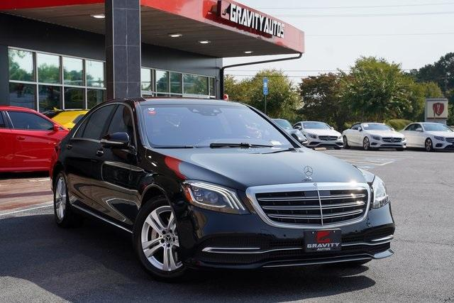Used 2018 Mercedes-Benz S-Class S 450 for sale $58,991 at Gravity Autos Roswell in Roswell GA 30076 2
