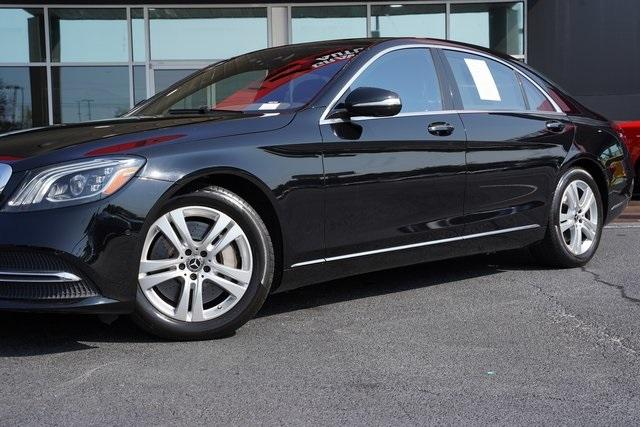 Used 2018 Mercedes-Benz S-Class S 450 for sale $58,991 at Gravity Autos Roswell in Roswell GA 30076 3