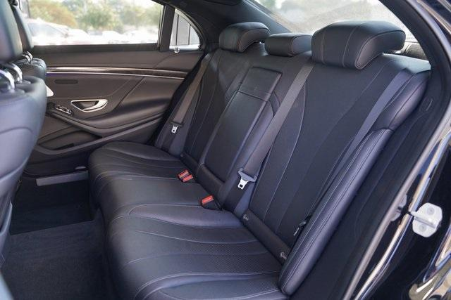 Used 2018 Mercedes-Benz S-Class S 450 for sale $58,991 at Gravity Autos Roswell in Roswell GA 30076 31
