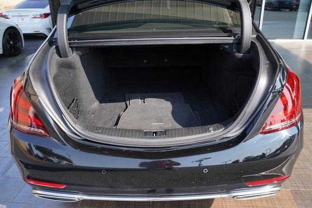 Used 2018 Mercedes-Benz S-Class S 450 for sale $58,991 at Gravity Autos Roswell in Roswell GA 30076 37